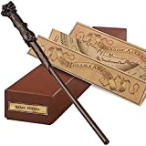 MUZILIZIYU Harry Potter Wand Wand Training Stick Película...