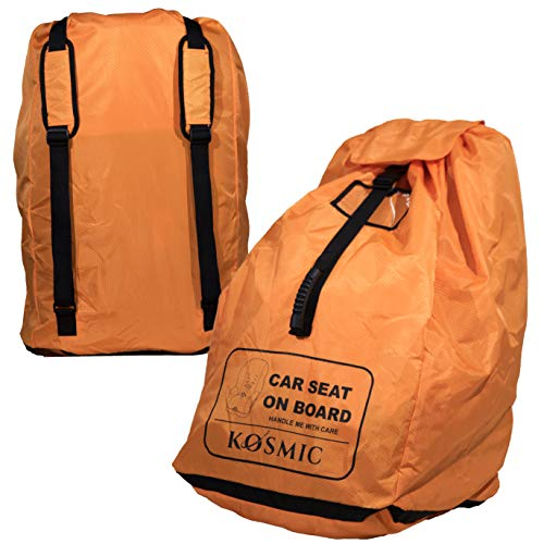 Car Seat Travel Bag for Airplane - Cover and Protect Your Child's CarSeat...