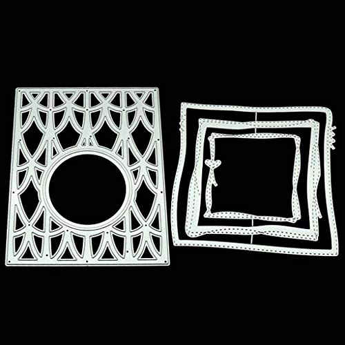 llwei258 Cutting Dies Metalen Stencils Scrapbooking Tool DIY Craft Koolstofstaal Embossing Sjabloon voor kaart maken Photo Album Decoratie