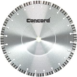 Concord Blades LFC200C12HP 20 Inch Laser Welded Turbo Segmented Diamond Blade