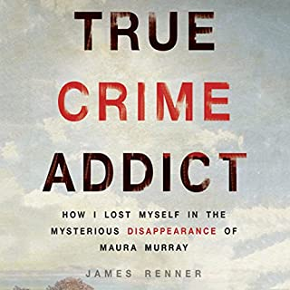 True Crime Addict audiobook cover art
