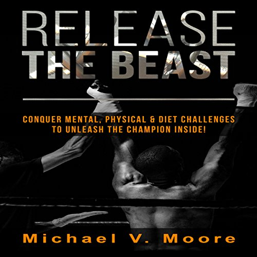 Release the Beast audiobook cover art