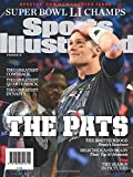 Sports Illustrated New England Patriots Super Bowl LI Champions Special Commemorative Issue - Tom...