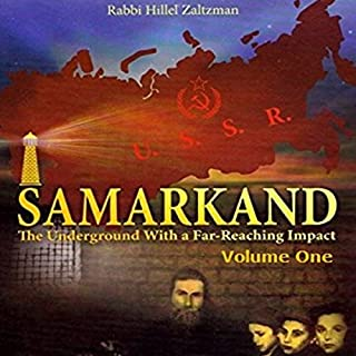 Samarkand - The Underground with a Far-Reaching Impact, Volume One audiobook cover art