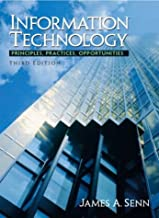 Information Technology: Principles, Practices, and Opportunities: United States Edition