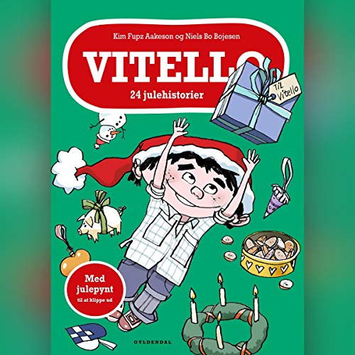 Vitello. 24 julehistorier cover art
