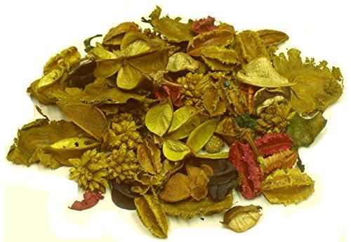 MERCAVIP Thermovip Popurrí perfumado de Flores secas Amarillo. Formato económico Bolsa de...