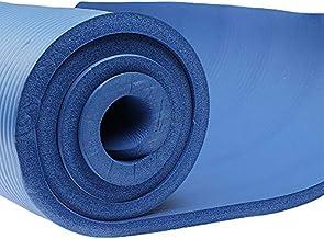 Body Sculpture Unisex Adult SOLX-BB-833OBL-5 Yoga/excercise/camping Mat - Blue, L