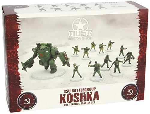 Ssu Battlegroup Koshika (Dust Tactics)
