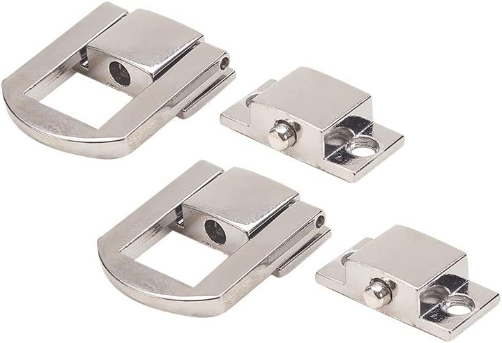 Limited Special Price MroMax Bargain 2PCS Toggle Catch Lock 1.89