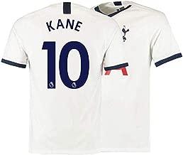 LIPKK Tottenham Hotspur 10# Kane 2019/2020 Soccer Home Mens Soccer Jerseys Colour White