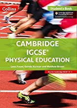 Cambridge igcse® طالب: كتاب التربية البدنية (Cambridge International examinations)