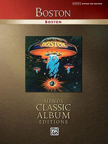 Boston: Authentic Guitar Tab
