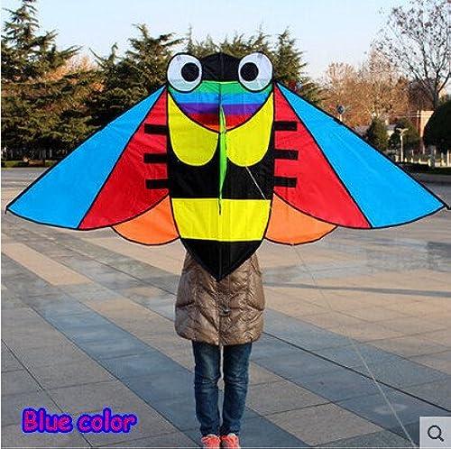 bienvenido a elegir FZSWD Kit, Kites de Juguete de Alta Calidad para para para Kites Cicada Cometa con asa Línea Buena Volando Venta Directa  grandes precios de descuento