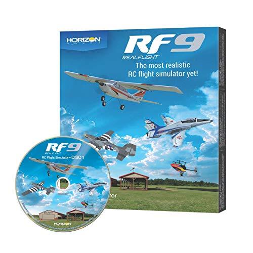 HORIZON RealFlight RF9 Flight Simulator Software Only RFL1101