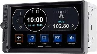 Aparelho GPS via Espelhamento Evolve TV MP5 TV Digital 7 Pol. Cap. 4X45W BT/USB/AUX/Mirror Link Android e IOS - GP345, Mul...