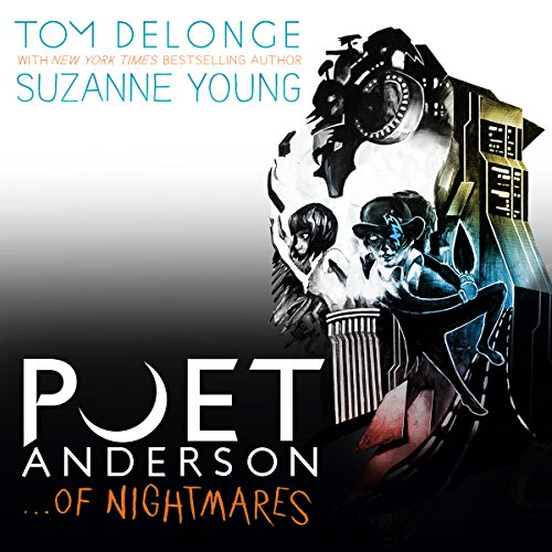 Poet Anderson ...Of Nightmares audiobook cover art