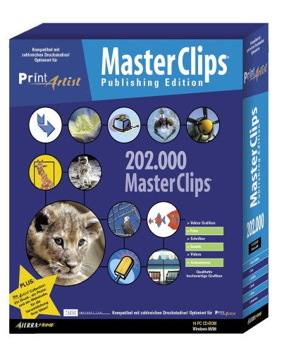 Masterclips Publishing Edition