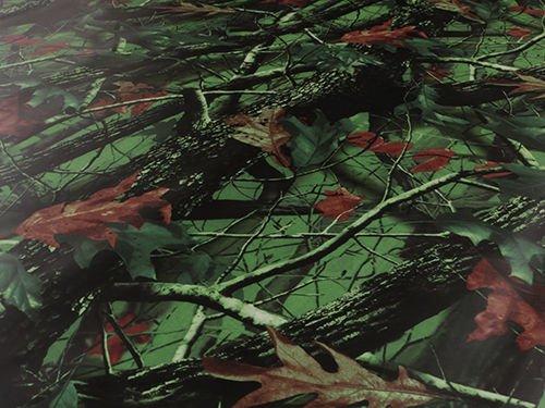 3D Realtree Camouflage Folie Matt Version 2 ,Car Wrapping Luftkanäle, Tarnfolie 10x10cm