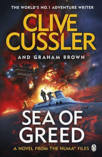El Mar De La Codicia (Archivos NUMA 16) de Clive Cussler