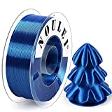 {Amazing Silk Texture} --- Noulei's unique high-gloss formula is shinier than the other Silk PLA, and the outstanding shiny surface finish prints definitely gave an eye-popping result. Perfect for craft projects. {Best 22 Colors} --- The excellent co...
