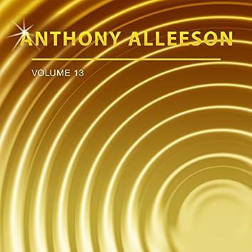 Anthony Alleeson, Vol. 13