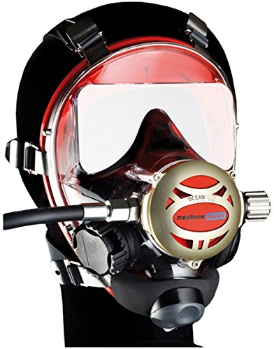 Ocean Reef Neptune Space Iron Full Face Mask