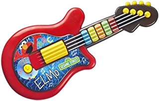 Elmo Let's Rock Guitar (Colors May Vary)
