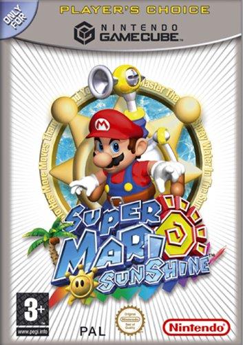 Super Mario Sunshine (Player's Choice GameCube) by Nintendo
