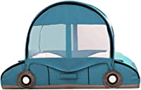Travel Crib Cots Baby Nest Pod Bassinet Multifunctional Crib Travel Cots Car Design for Baby Portable Washable Foldable Toy Car (Color : B)