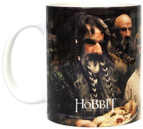 SD Toys - The Hobbit - Bilbo Fiesta - Tasse en céramique (SDTHOBB2723)