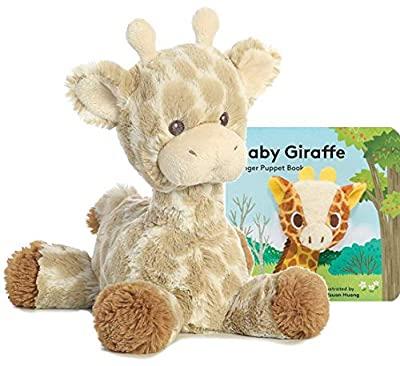 ebba Loppy Giraffe Plush from Aurora World, Inc.