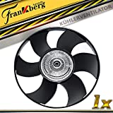 Ventilador de refrigeración Visco Embrague para Sprinter 3-T 3,5 3,5-T 5-T 906 Crafter 2E _ 2006-2018 0002008123