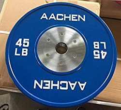 Competition runner-up: Aachen Competition Bumper Plates