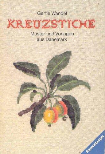 Kreuzstiche: Muster und Vorlagen aus Dänemark