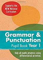 Year 1 Grammar and Punctuation Pupil Book: English KS1 (Ready, Steady Practise!) by Collins UK(2016-10-01)
