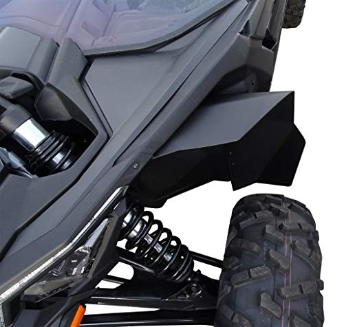 MudBusters Front Fender Flares for the Can-Am Maverick X3 RS