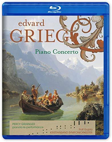 GRIEG: Klavierkonzert [Blu-ray Audio]