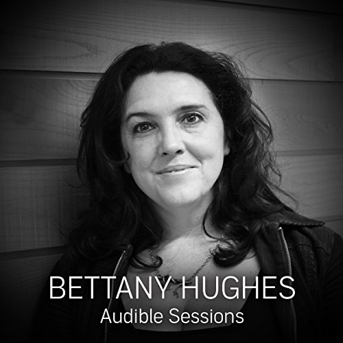 Bettany Hughes audiobook cover art