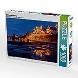CALVENDO Puzzle Schloss Bernburg 1000 Teile Lege-Größe 64 x 48 cm Foto-Puzzle Bild von Martin Wasilewski