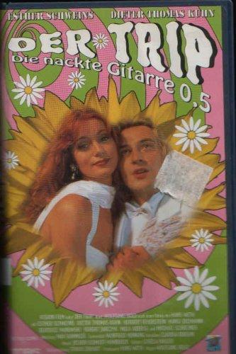 Der Trip - Die nackte Gitarre 0,5 [VHS]