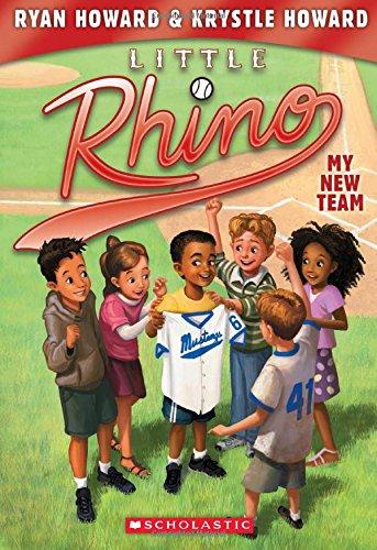 Little Rhino #1: My New Team