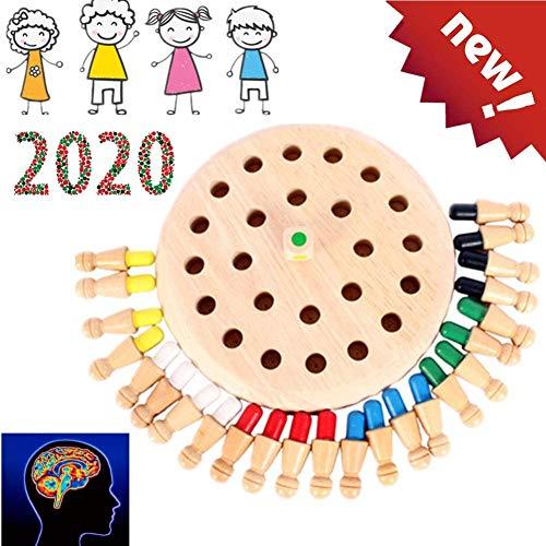 Kinder hölzernes gedächtnis-Schach,Schachbrett Spielzeug,Memory Match Stick Schach,Memory Schach Holz,schachspiel lernspielzeug,gedächtnisschach,Spielzeug für die intellektuelle Entwicklung