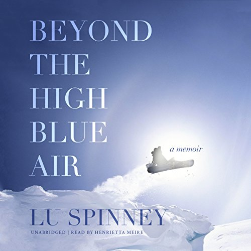 Beyond the High Blue Air audiobook cover art