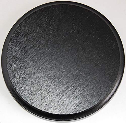 Jehn Unisex - Tabla de cuña para Adultos, Color Negro, Talla única