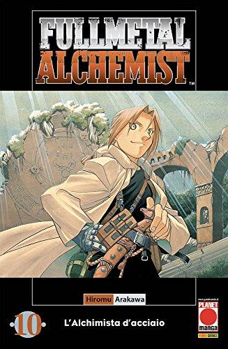 Fullmetal alchemist. L'alchimista d'acciaio: 10