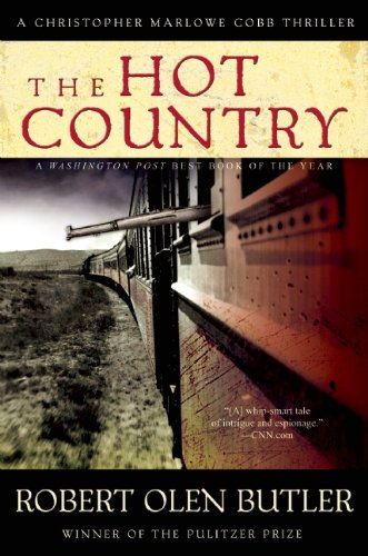 Download The Hot Country: A Christopher Marlowe Cobb Thriller 0802121543
