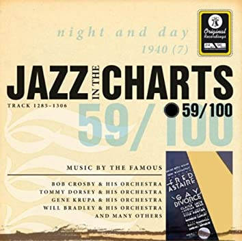 Jazz in the Charts Vol. 59 - Night and Day