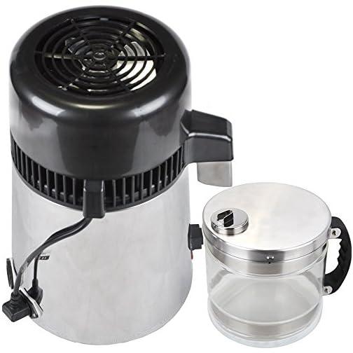 OLizee 304 Stainless Steel Water Distiller Water Purifier Pure Water Maker 2