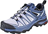 Salomon X Ultra 3 GTX W - Zapatillas de Fitness para Mujer, Color Azul, 43.3 EU, Color Morado, Talla 39 1/3 EU